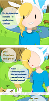 Adventure time Comic Parte 21- by LittlePanda3