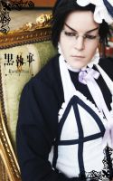 His Butler: Crossdressing by MurakiOAO