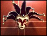 Mask of the Drama by EmpressEgoiste
