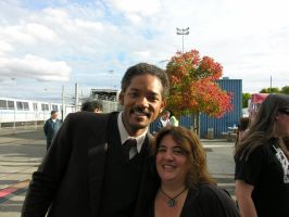 My Mom and Will Smith by general08