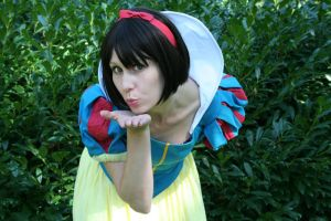 Snow White by Franky-chan