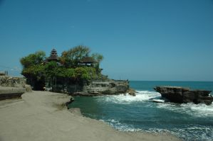 Tanah Lot Temple 04 by Phil-Atme