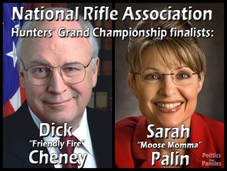 NRA Finalists by PoliticsForPansies
