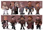 The Evolution of Russell Crowe by JeffVictor