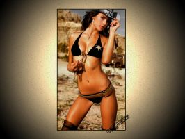 Cowgirl Alessandra by CESAROX