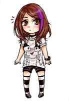 +Chibi Me+ by xMidnight-Dream13x