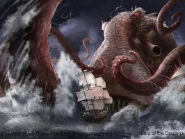 Kraken Evolved by LozanoX