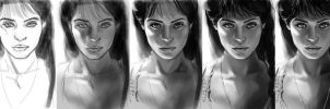 Gemma Arterton Process by stokesbook