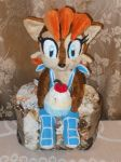 Sally Acorn by PlushPrincess
