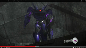 Shockwave and Predaking References by wh1t3-t19Lightning