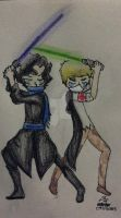 May The Fourth Be With You! by BritsNeedTea