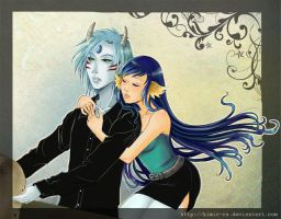 Stay with me, look at me by Kimir-Ra