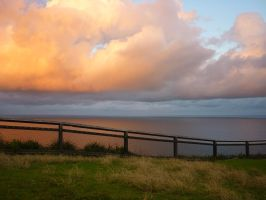Clouds at Byron two by SeafaringSarah