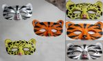 Kids Masquerade Masks by elvaniel