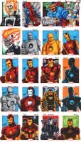 Marvel 75th - Part 1 by SeanRM