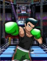 Little Mac by TJmediaandmore