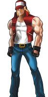 Terry Bogard by DarroldHansen