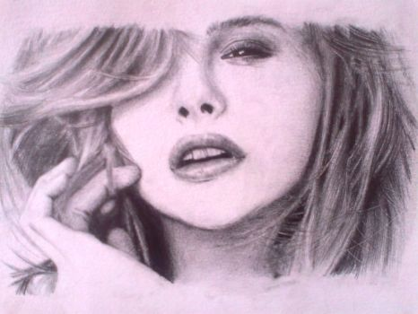 Sketch of ChloeGraceMoretz ~~! by fantafiction
