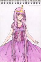 Princess Bubblegum by Svveet