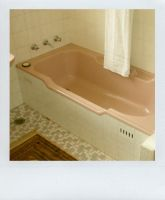 pink bathtub by wasting-time88