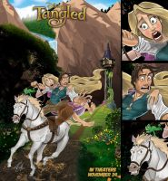 Disneys Tangled Details by Duff03