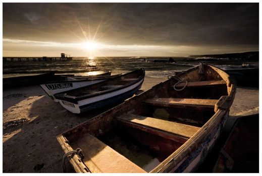 Old Sailor by hougaard