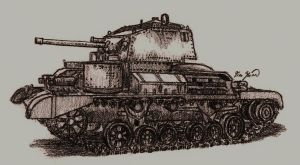 Cruiser Mk. I by TimSlorsky