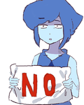 Be Realistic Lapidot is canon no to all you haters by xxAdventurer
