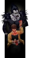 death note 0001 by Fylv