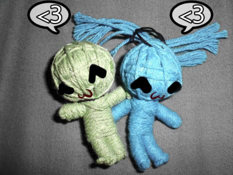 Yarn Doll Luv by NClovezzz