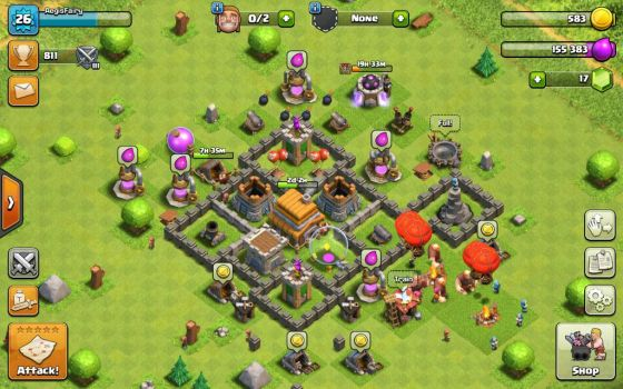My base ^^ by CharaMur