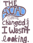 The Social Game by ObliviousAbsence