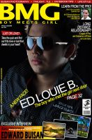 BGM MAGAZINE by EdlouieArts