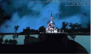 Cryengin-me - Disney Castle 3 by Sae-Matsumoto