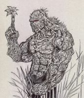 The Swampthing by Wyzewun