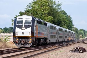 Raritan Valley Westbound by sullivan1985