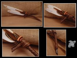Quill Pen by LeatherCraft