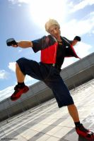 Zell Dincht first Preview by Leon Chiro by LeonChiroCosplayArt