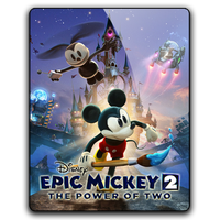 Epic Mickey 2 - The Power Of Two by dander2
