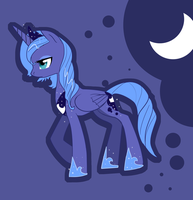 The Night Time Has Begun by Takibaby