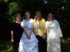Gemma and Mom's sisters by AAAPhotography
