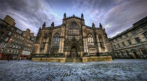 St Giles by wreck-photography