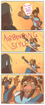Airbending Style by vbfrap