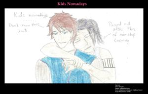 W2-Taijutsu: Kids nowadays by Pack69Alpha