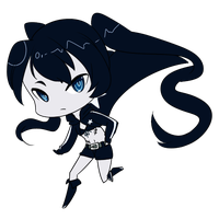 BRS chibi by Hackwolfin