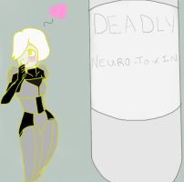 GLaDoS x Deadly Neurotoxin by Melancholy-Meloy