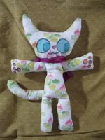 Scrap Fabric Critters- Turnip Cat by Catmaniac8x