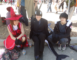 our wada cosplays !! by Lualdd