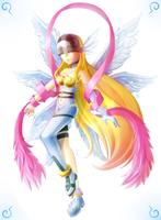 Angewomon by CofL-fee
