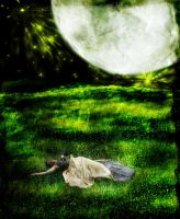 Goodnight Mother Moon by AHeartCanBurn